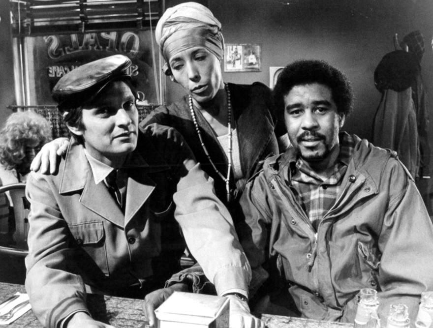 Richard Pryor: Teetering on Jest, Living by His Wit
