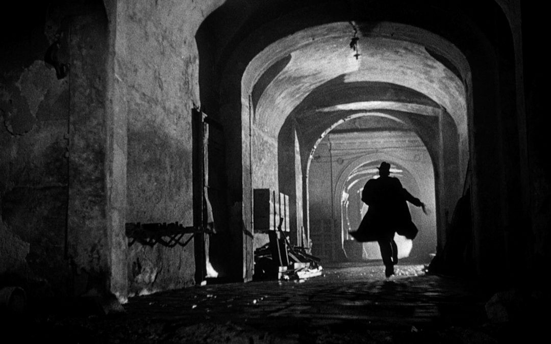 Thriller of the Century: The Third Man