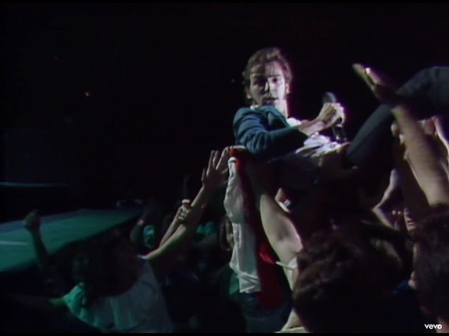 Bruce Springsteen and the Secret World